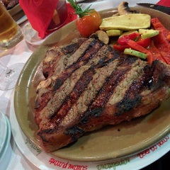 Photo taken at El Toro Bravo Steak House by Pierangelo T. on 8/21/2015