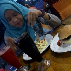 Photo taken at Gaboh Grill Burger by Rina M. on 6/13/2015