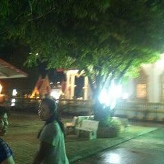 Photo taken at วัดประชุมโยธี อารามหลวง by Saranyoo S. on 12/31/2012