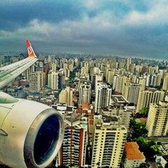Photo taken at Aeroporto de São Paulo / Congonhas (CGH) by Brian B. on 10/15/2013