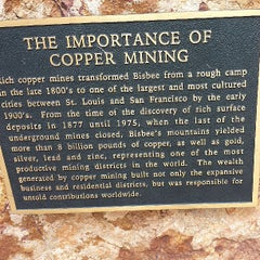 Photo taken at Queen Mine Tours by Jason T. on 7/20/2013