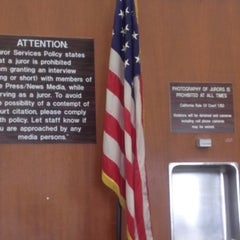 Photo taken at Jury Duty by Calliope P. on 5/15/2014