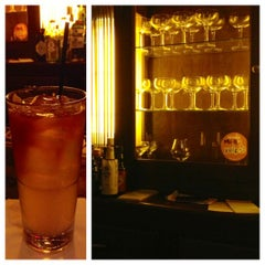 Photo taken at Bar Deville by T S. on 11/16/2012