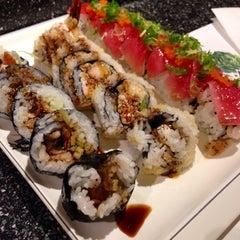 Photo taken at Joe's Sushi by Praew P. on 6/7/2014