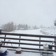 Photo taken at Spearfish, SD by Kathleen O. on 12/14/2015