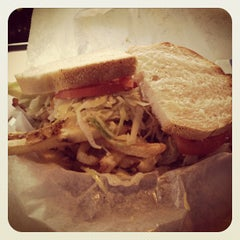 Photo taken at Primanti Bros. by Amy C. on 11/24/2012