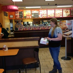 Photo taken at Dunkin' Donuts by John C. on 3/22/2013