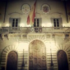 Photo taken at Embajada De España Ante La Santa Sede by verobubble on 4/15/2014