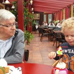 Photo taken at Cafe-restaurant Steakhouse Boschzicht by Danielle v. on 5/29/2014
