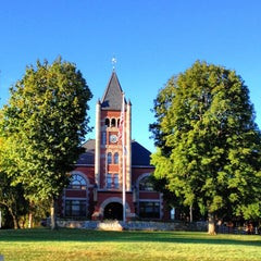 Photo taken at University of New Hampshire by Jason B. on 9/20/2012