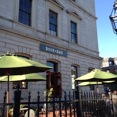 Photo taken at Portsmouth Book & Bar by Jason B. on 9/15/2013