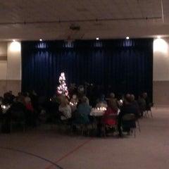 Photo taken at Kennesaw United Methodist Church (UMC) by Cassandra B. on 12/6/2013