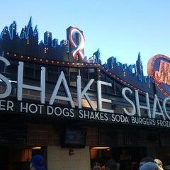 Photo taken at Shake Shack by jaz on 9/23/2012