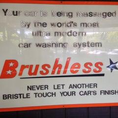 Photo taken at Lozano Brushless Car Wash by scorbs on 5/2/2013