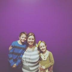 Photo taken at Bounce U by Scott B. on 3/1/2014