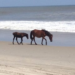 Photo taken at Corolla, NC by Nick O. on 9/6/2012