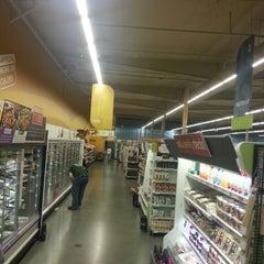 Photo taken at Fresh & Easy Neighborhood Market by Adam M. on 11/15/2013