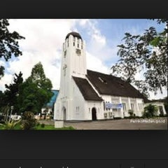 Photo taken at GPIB Immanuel by Reinly A. on 12/14/2014