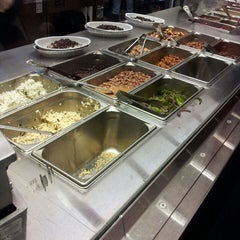Photo taken at Chipotle Mexican Grill by Jonathan A. on 10/12/2013