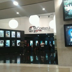 Photo taken at Cines Costazul by Hector R. on 7/11/2014