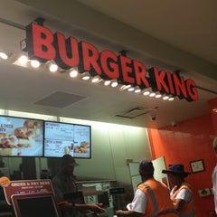 Photo taken at Burger King® by ChrissyJ on 8/8/2013