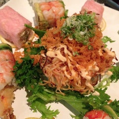 Photo taken at Jo-To Japanese Restaurant by Furreal ®. on 1/19/2014
