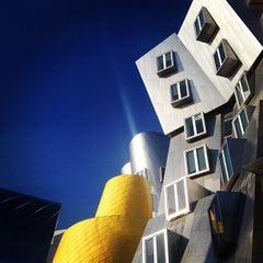 Photo taken at MIT Stata Center (Building 32) by Kayvon T. on 11/20/2012