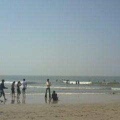 Photo taken at Kashid Beach by Deepankar J. on 1/20/2013