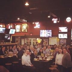 Photo taken at Buffalo Wild Wings by Dr. Adam P. Z. on 1/9/2015