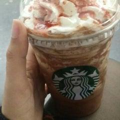 Photo taken at Starbucks by Nancy T. on 10/28/2015