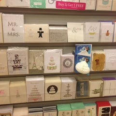 Photo taken at Kate's Paperie by Alexandra L. on 2/22/2013