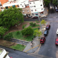 Photo taken at Boulevard García del Río by Tomer on 1/8/2013