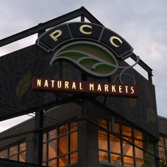 Photo taken at PCC Natural Markets by Paul G. on 8/29/2013