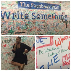 Photo taken at Facebook by Lindsey H. on 3/15/2015