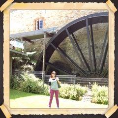 Photo taken at Bridgewater Mill by Anna C. on 10/26/2013