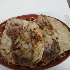 Photo taken at Tacos Richard by Jose S. on 11/17/2013