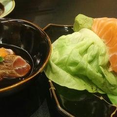 Photo taken at Standing Sushi Bar by kisacake on 2/10/2015