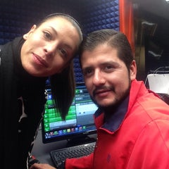 Photo taken at Radiogrupo by Roberta S. on 11/27/2014