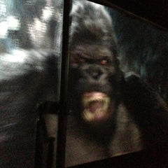 Photo taken at King Kong 360 3-D by Jessica R. on 2/19/2013