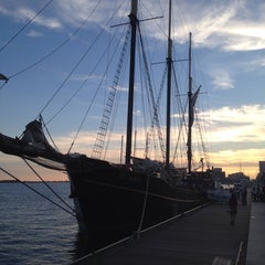 Photo taken at Tall Ship Kajama by Austin on 8/26/2014