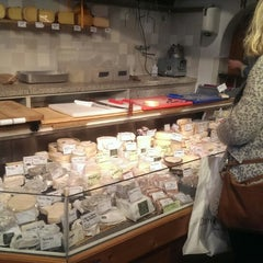 Photo taken at Fromagerie Kef by Rick K. on 4/4/2015
