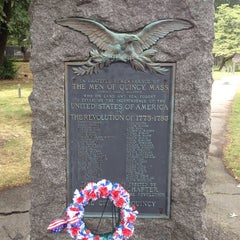 Photo taken at Hancock Cemetery by BrianKat A. on 7/15/2014