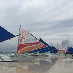 Photo taken at Paraw Sailing by Dar G. on 7/16/2015