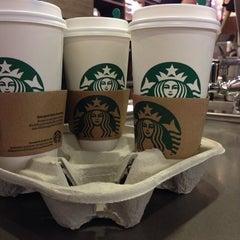 Photo taken at Starbucks by Jeff on 10/24/2014