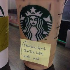 Photo taken at Starbucks by Jeff on 7/9/2014