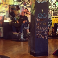 Photo taken at Floyd's 99 Barbershop by Marcos P. on 6/20/2014