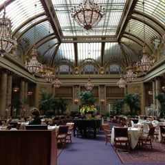Photo taken at Palace Hotel by Michelle P. on 10/6/2012