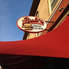 Photo taken at Bub's Burgers & Ice Cream by Colleen L. on 10/16/2012