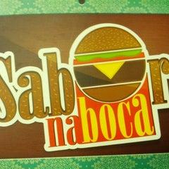 Photo taken at Sabor na Boca by Vinicius N. on 1/19/2013