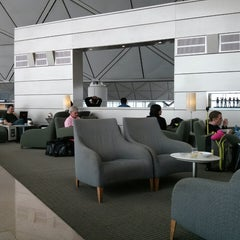 Photo taken at United Club by Austin C. on 3/22/2013